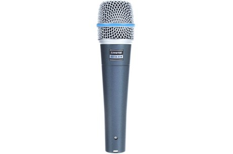 location micro shure beta 57 a