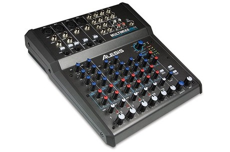 location table de mixage alesis multimix 8 usb fx