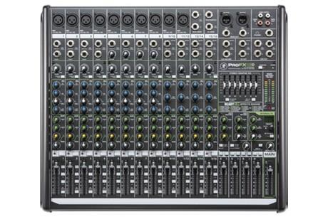 location table de mixage analogique mackie profx16v2
