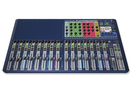 location table de mixage numérique soundcraft si expression 3