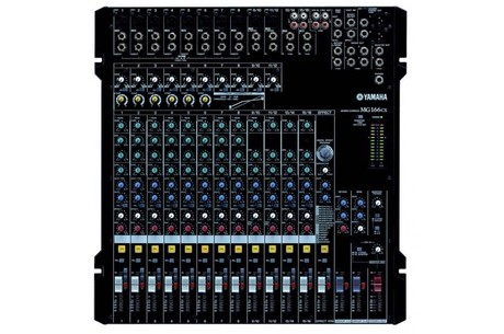 location table de mixage analogique yamaha mg166cx