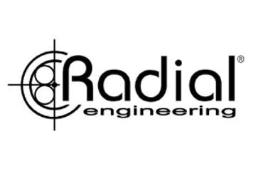 logo radial